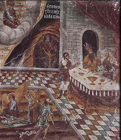 Podobenstvo o boháčovi a chudobnom Lazárovi