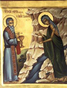 Ctihodnej Márie Egyptskej